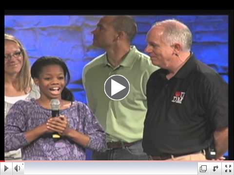 Gabby Douglas Interview - Valley Church